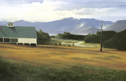 Ron Brown - Mt. Lafayette from Sugar Hill