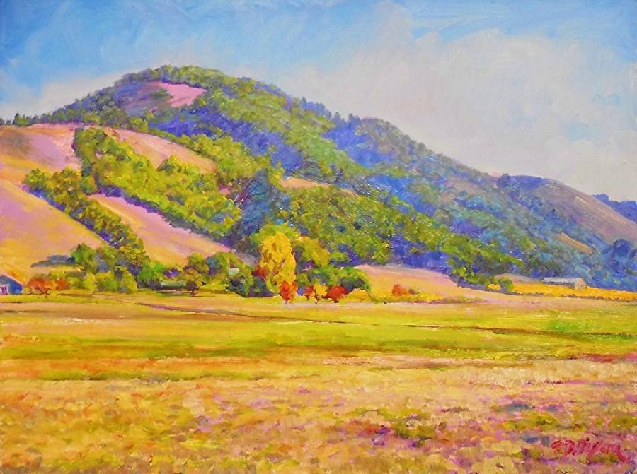 Timothy David Dixon - Bennett Mountain Fall