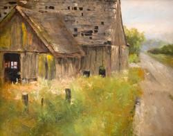 Sandy Byers - Swallow's Barn