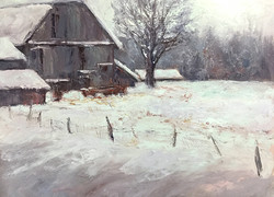 Ginny Butcher - Wrapped in Winter