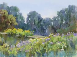 Kris Buck - Spring Tapestry