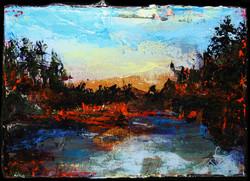 Nancy Overbury - Fall Creek