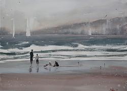 Matt White - Sandcastle