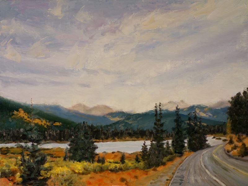Daniel Fishback - Guenella Pass, Colorado