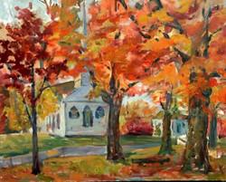 Irina A. Pisarenko - Autumn is Beautiful in New England