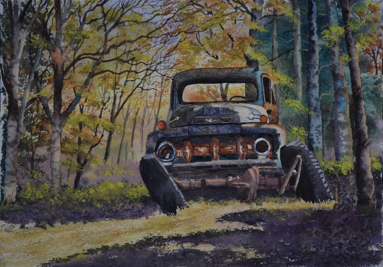 Roy Tibbits - Ford