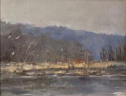 Margie Lakeberg - Ice Fishing