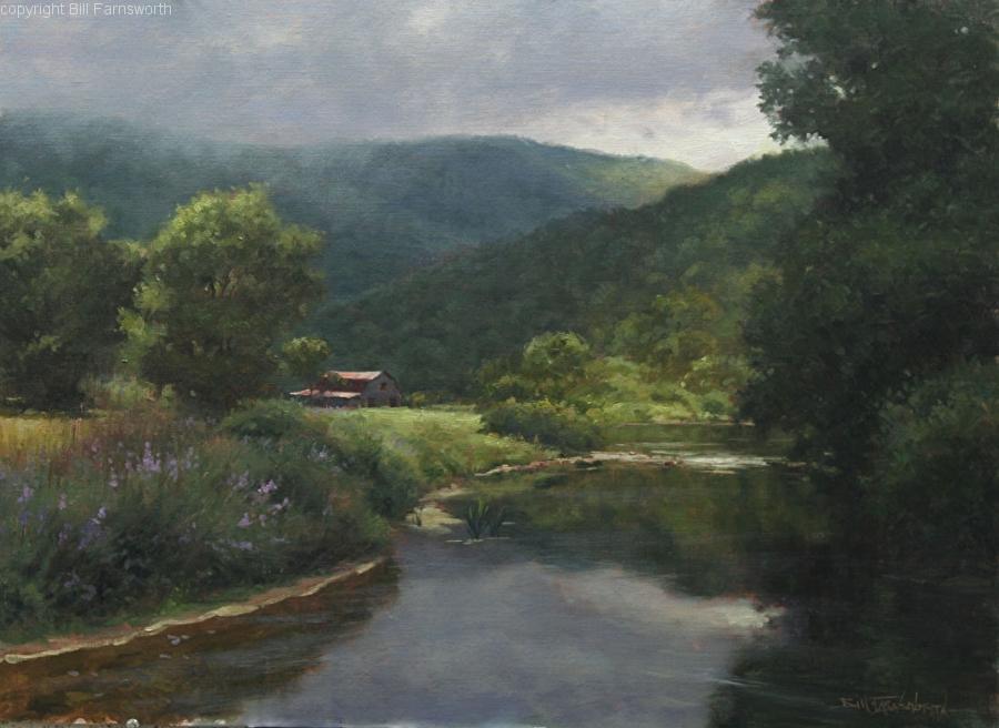 Bill Farnsworth - Watauga River