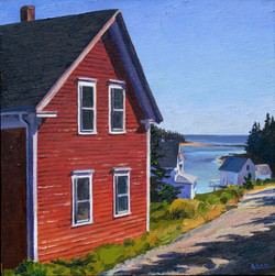 Josh Adam - House at Head Harbor