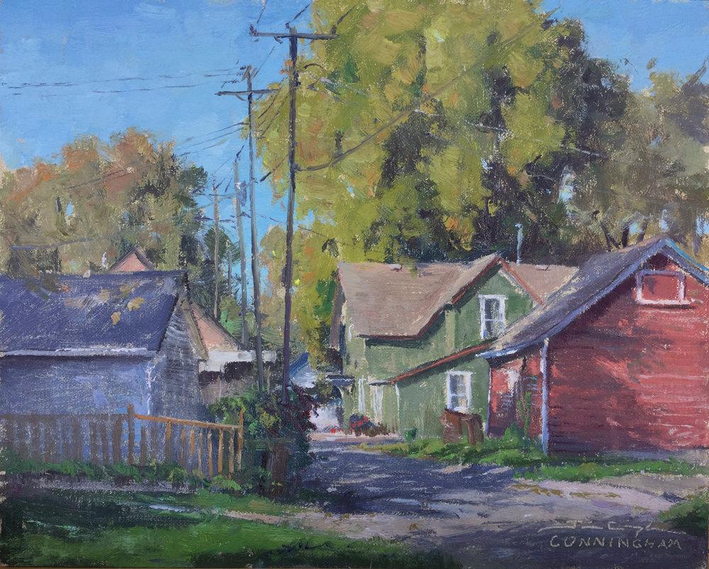 Joshua Cunningham - Autumn Alley