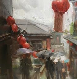 Kyle Ma - Walking in the Rain