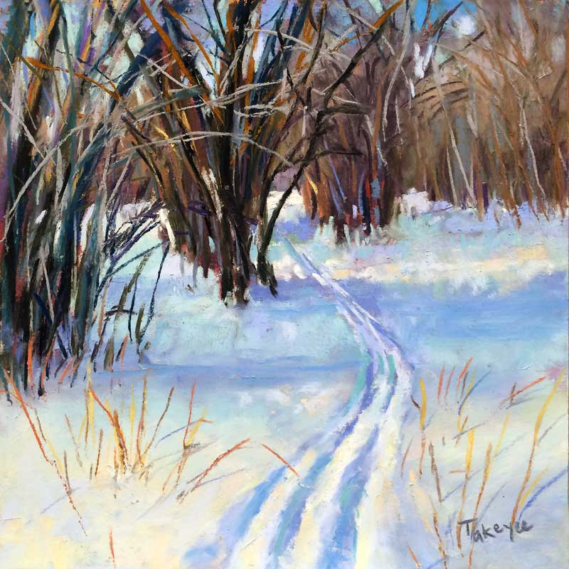 Takeyce Walter - Winter Path