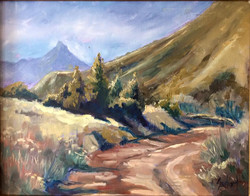 Louise Sackett - In The Shadow Of Cooke's Peak