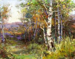 Mary Pettis - Grand Marais Birch