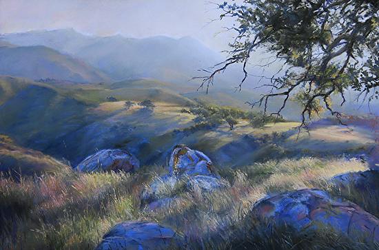 Terri Taber - San Marcos Foothills