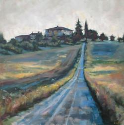 Judy Gelfert - Evening in Tuscany