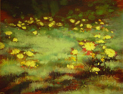 Jude Tolar - A Circle of Wildflowers