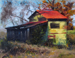 Bruce Newman - Tobacco Barn