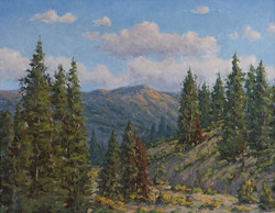 Igor Staritsin - Red Mountain