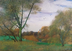 Alexander Shevelev - Along the River Bank