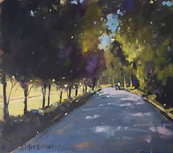 Dieter Berner - Shadowy Lane