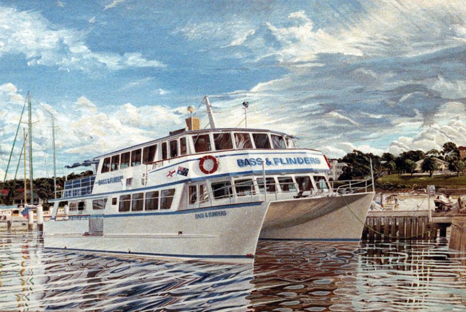 Freda Surgenor - Bass and Flinders Floating Restaurant
