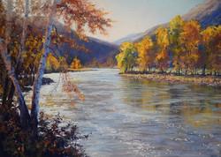 Clark Mitchell - Wide River