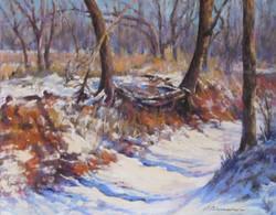 Donna H. Branson - Drybed Creek, No. 1