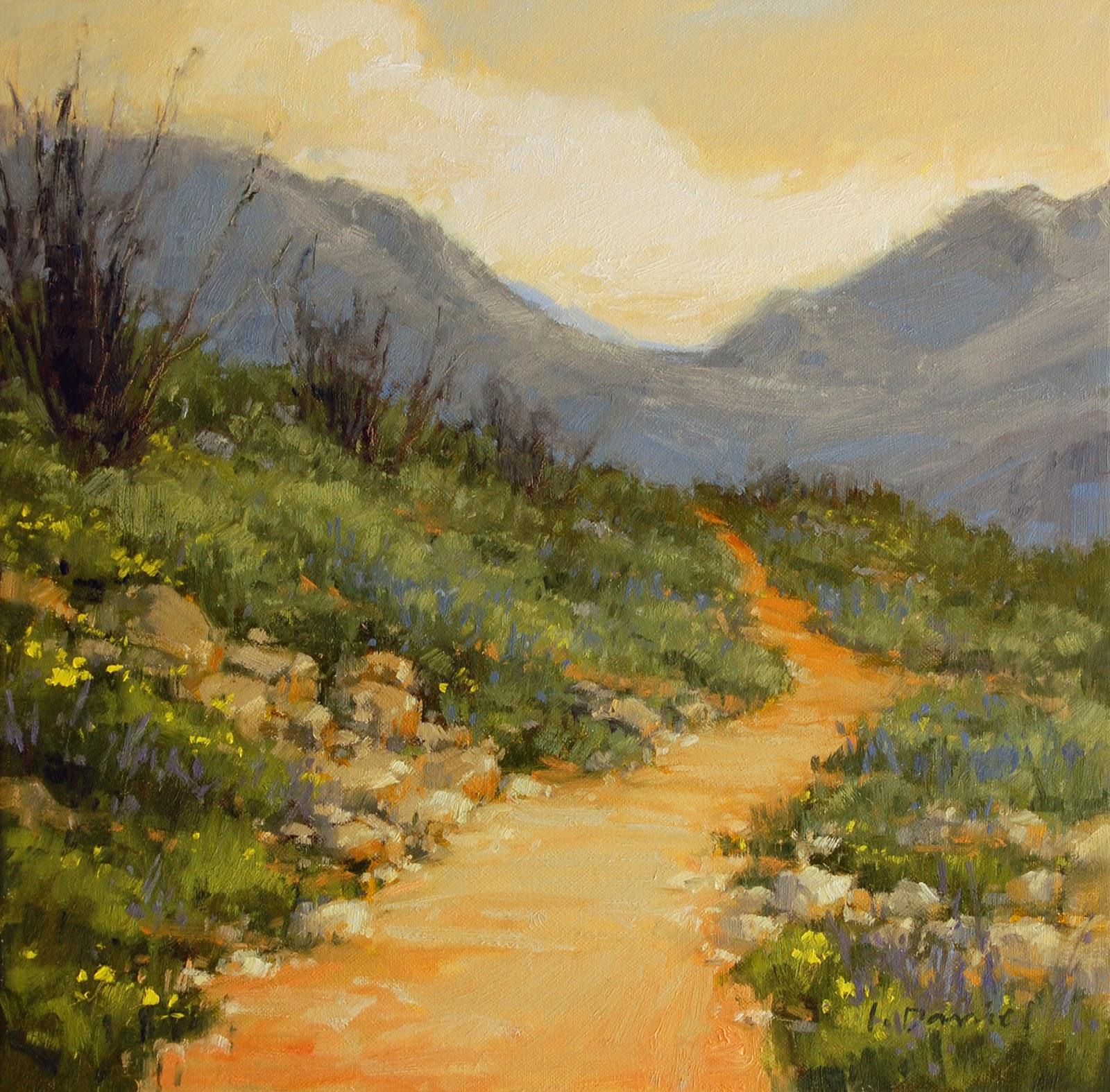 Laurel Daniel - Desert Trail.jpg