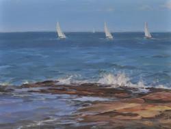 Karen Blackwood - Sails and Surf