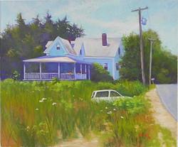 Jean Hirons - A Maine Summer