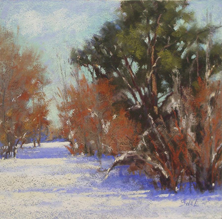 Suzanne deLesseps - Snowlight