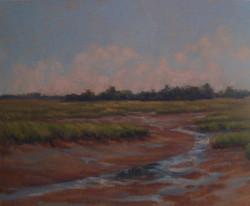 Jeanne Pierce - Low Tide Plum Island