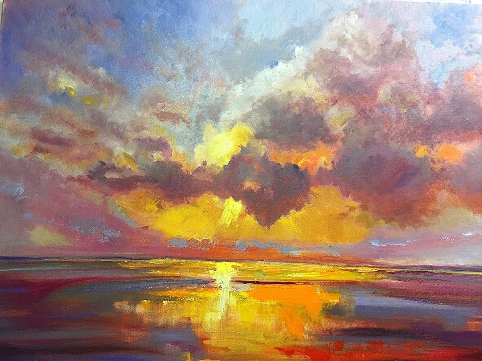 Lindy Wiese - Before the Storm