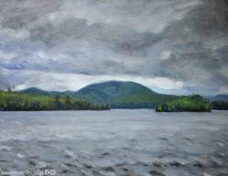 Erin Gill - Adirondack June