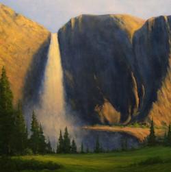 Mark Saenger - Yosemite Falls