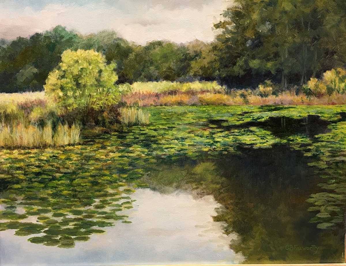 Bruce Foxworthy - The Lily Pond
