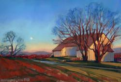 Erin Gill - Setting Sun, Rising Moon