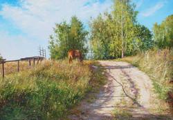 Tatyana Chernikh - Summer in the Village