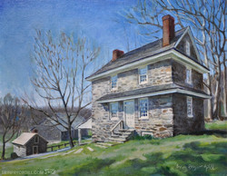 Erin Gill - John Chad's House in March