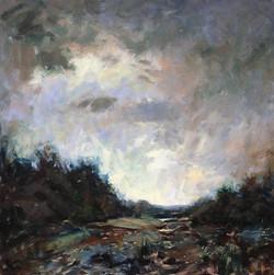 Judy Gelfert - End of the Storm