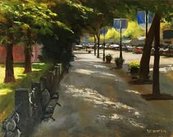Bruce Newman - Downtown