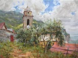 Mitch Baird - Mediterranean Clock Tower