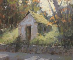 Roger Dale Brown - Summer, Spring House
