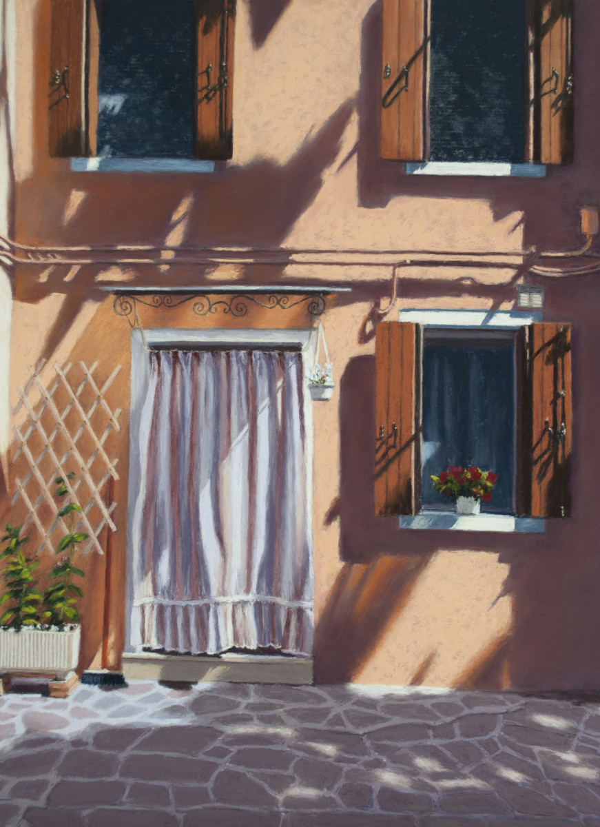 Lisa Cunningham - Afternoon Shadows