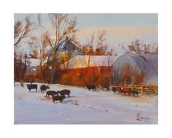 Andy Evansen - Winter Warmth