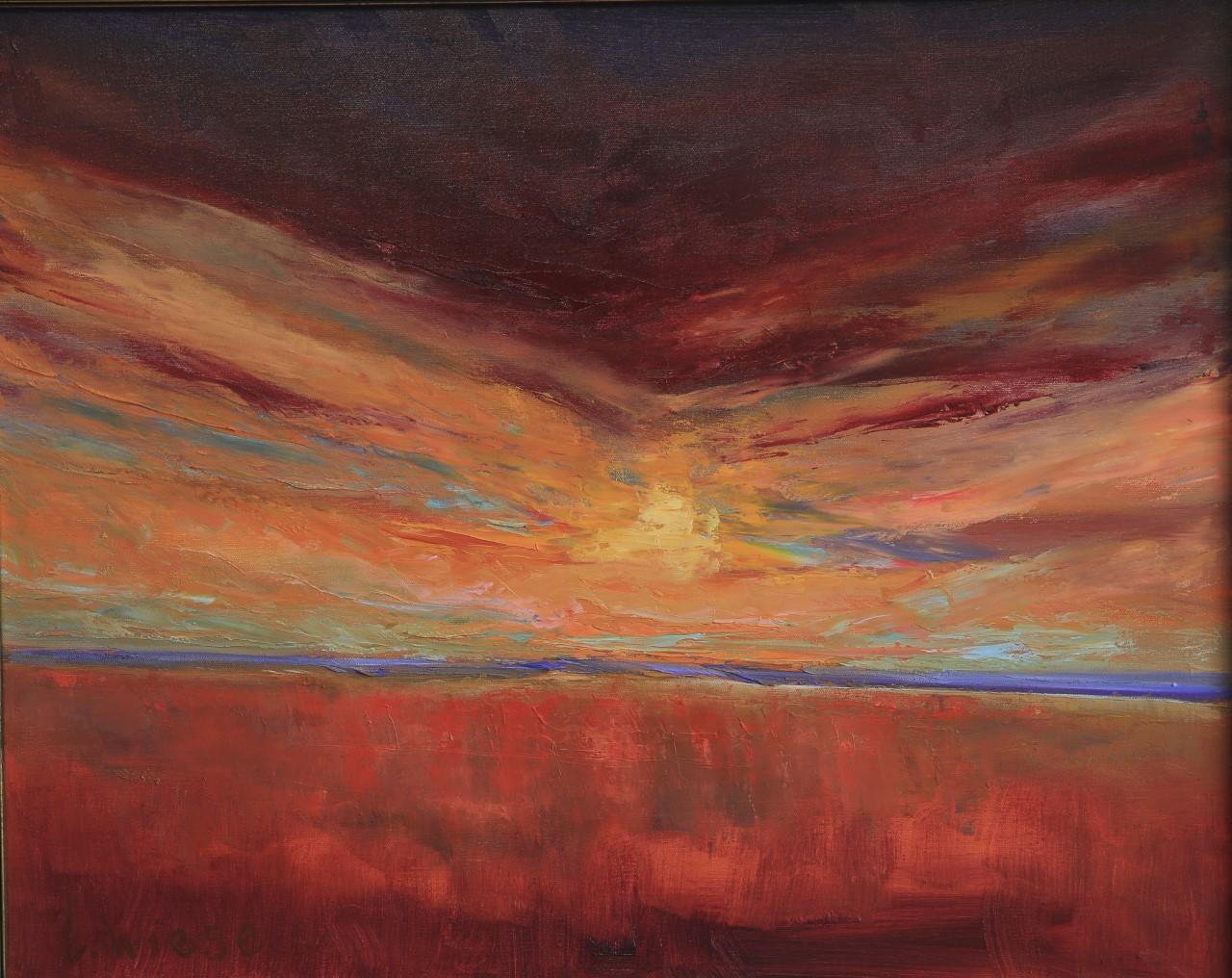 Lindy Wiese - Kansas Sunset