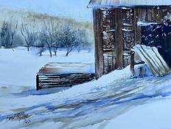 Lena Thynell - Kitty Snow Shelter