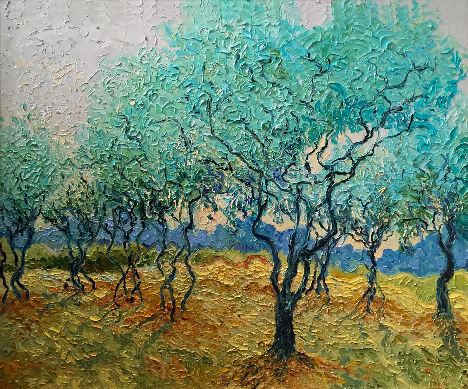 Rob Crombie - Saint Paul Olive Grove