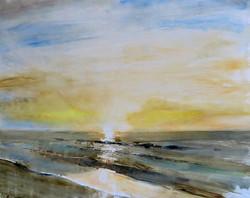 Beth Bathe - A Turner Sunrise